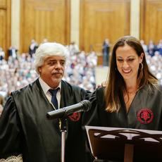 Maria Eugenia Gay toma posesión como nueva decana del Colegio de la Abogacía de Barcelona