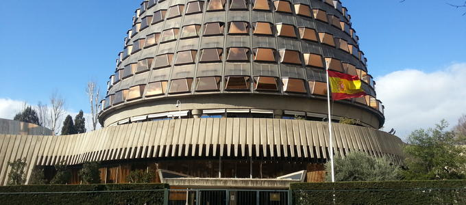El Tribunal constitucional anula por unanimidad la ley del referéndum