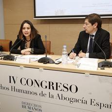 """Presentada la Guía Enfoque de Género en la Actuación Letrada"""" en el Congreso de DDHH de la Abogacía"""