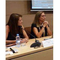"""S. Carcelén y M. Díaz-Bustamante, doctoras universitarias: El uso de la publicidad se extenderá entre muchos bufetes que hoy no la utilizan"""""""