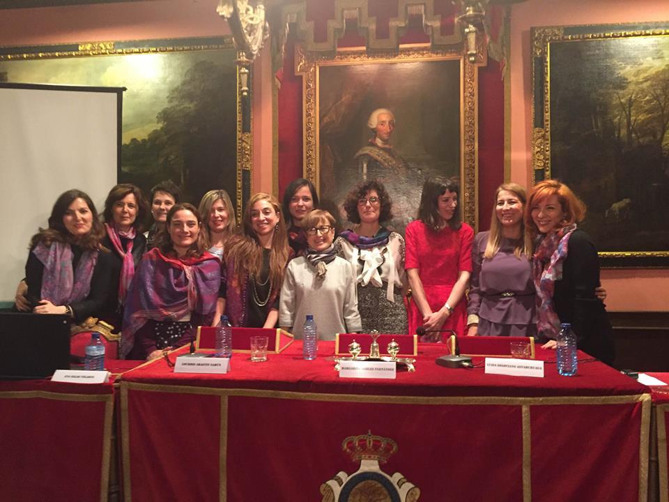 asociación de mujeres juezas