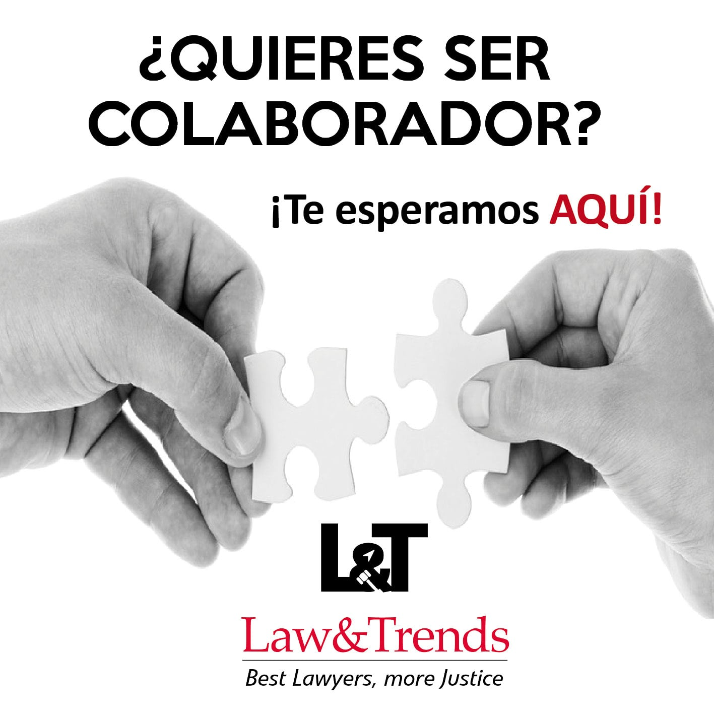 Colabora con Law & Trends