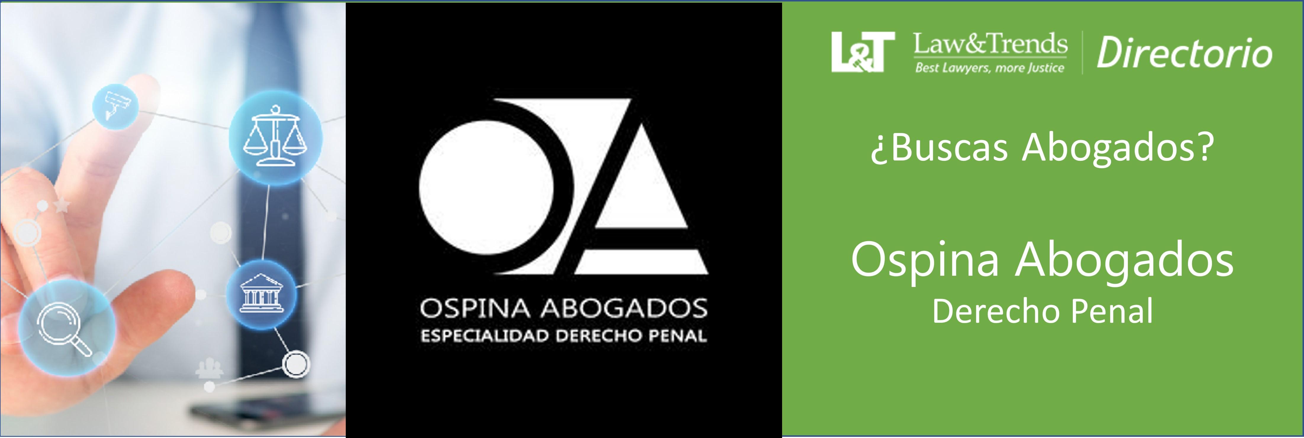 Ospina Abogados penal Madrid