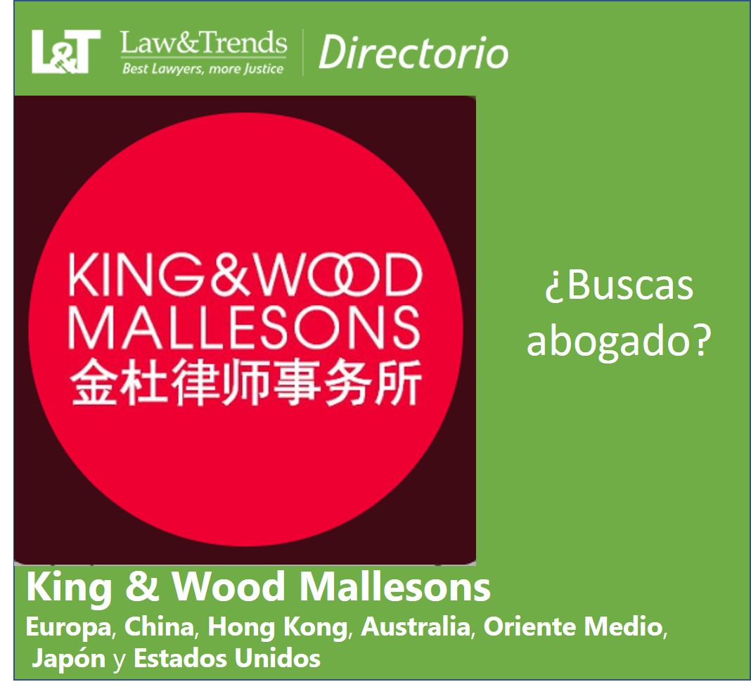 King & Wood Mallesons España Madrid
